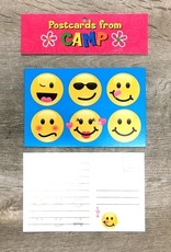 Bunk Junk Bunk Junk Emoji PostCards