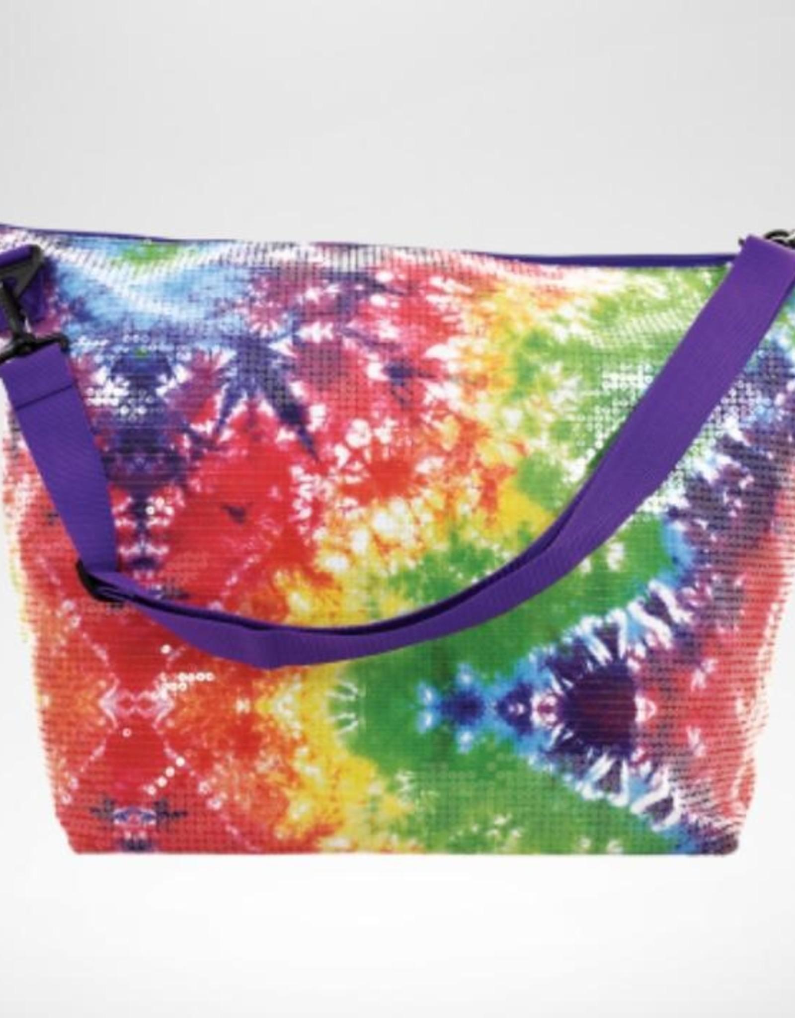 ISCREAM Iscream TieDye Sequin Weekender Bag