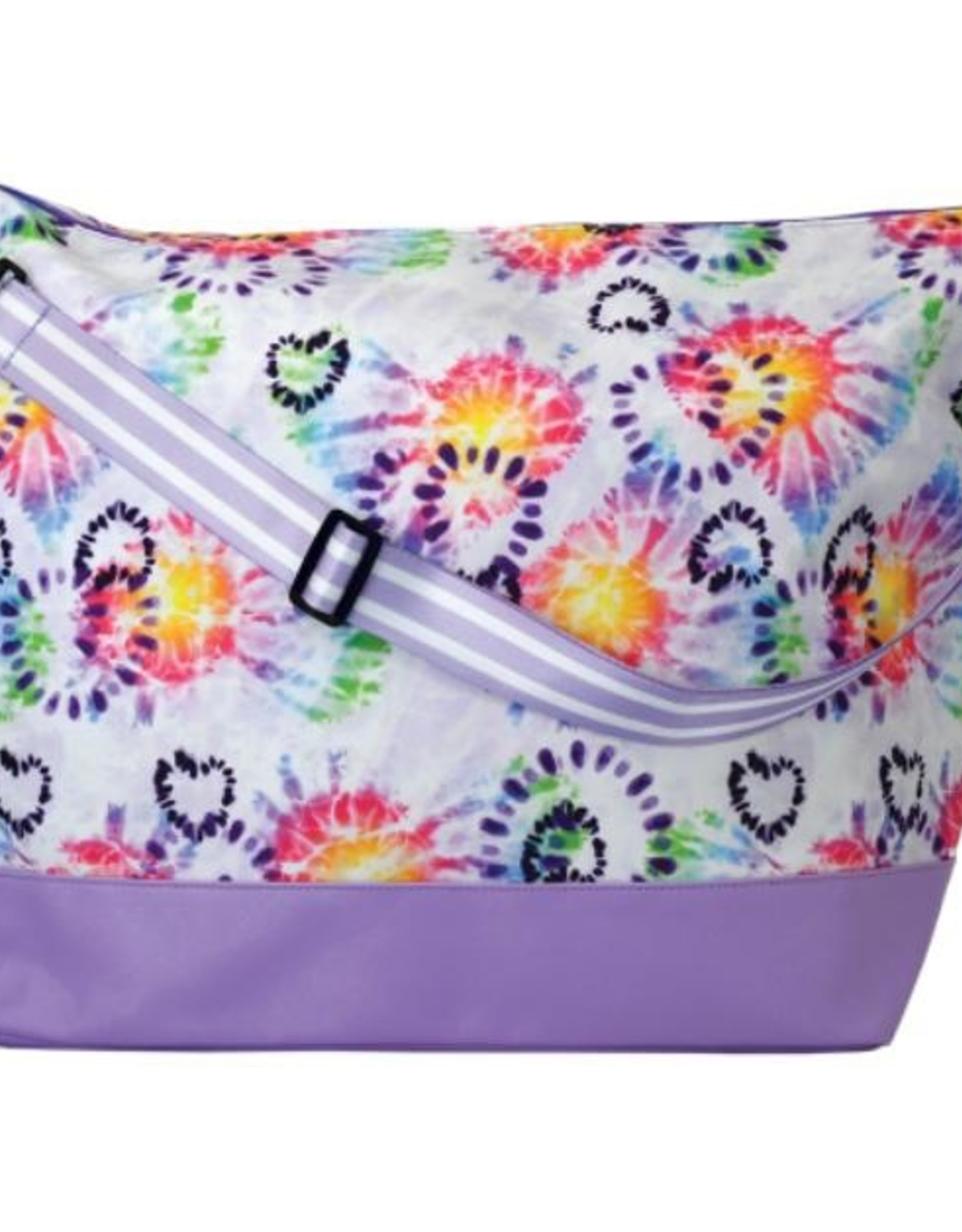 ISCREAM Iscream Heart TieDye Weekender Bag