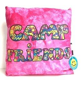 Bunk Junk Bunk Junk Camp Friends Autograph Pillow