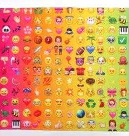 Bunk Junk Bunk Junk Multi Emoji Camp Mat