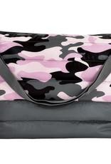 ISCREAM Iscream Camo Puffer Weekender Bag