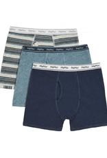 Memoi Memoi Boys 3 Pack Boxer Briefs Underwear