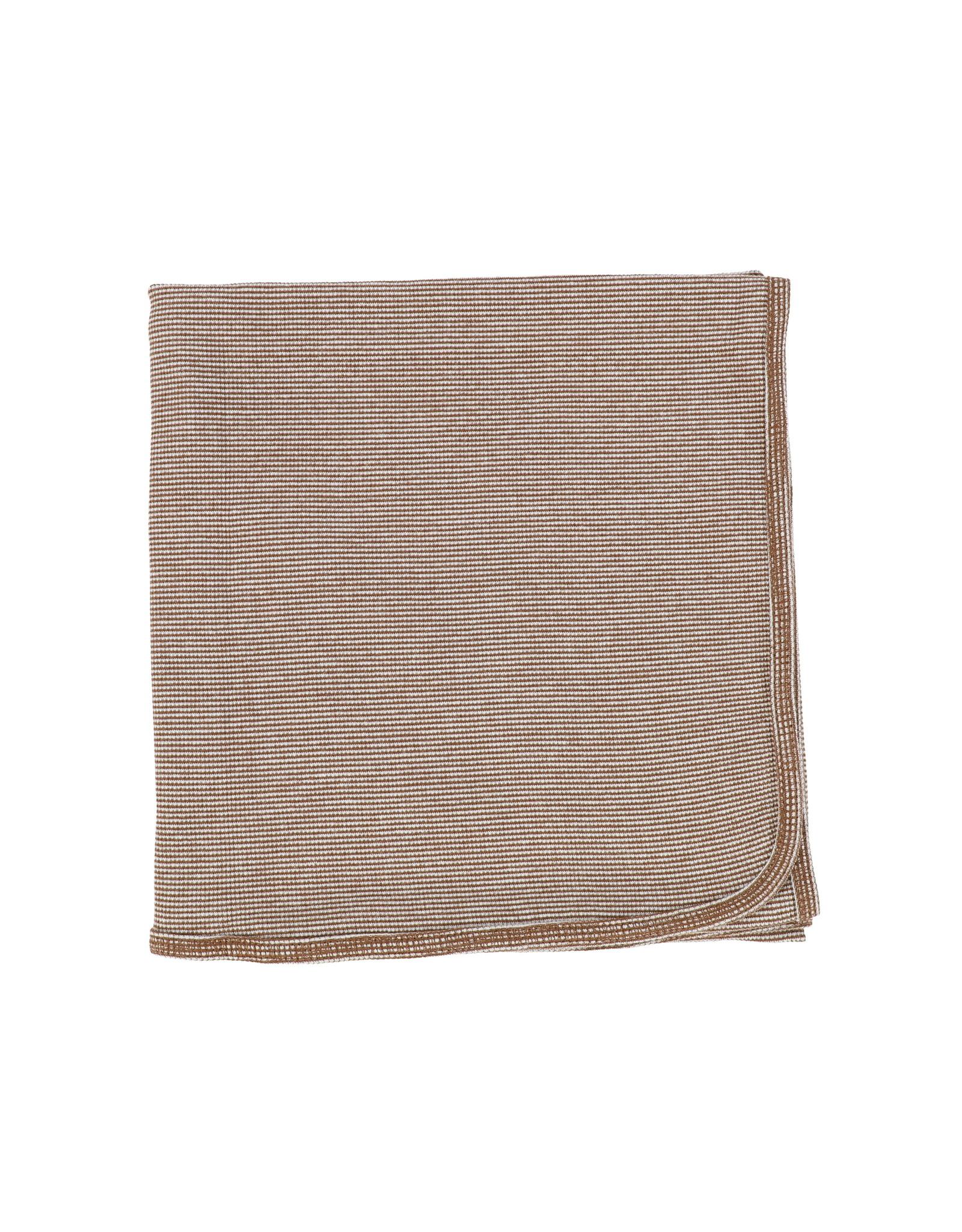 Analogie Analogie Mini Stripe Stitch Blanket