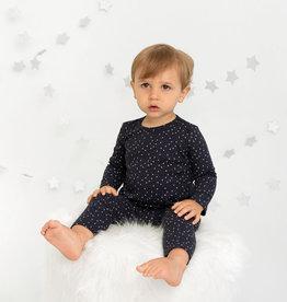 Pouf Pouf Star Printed Pajama