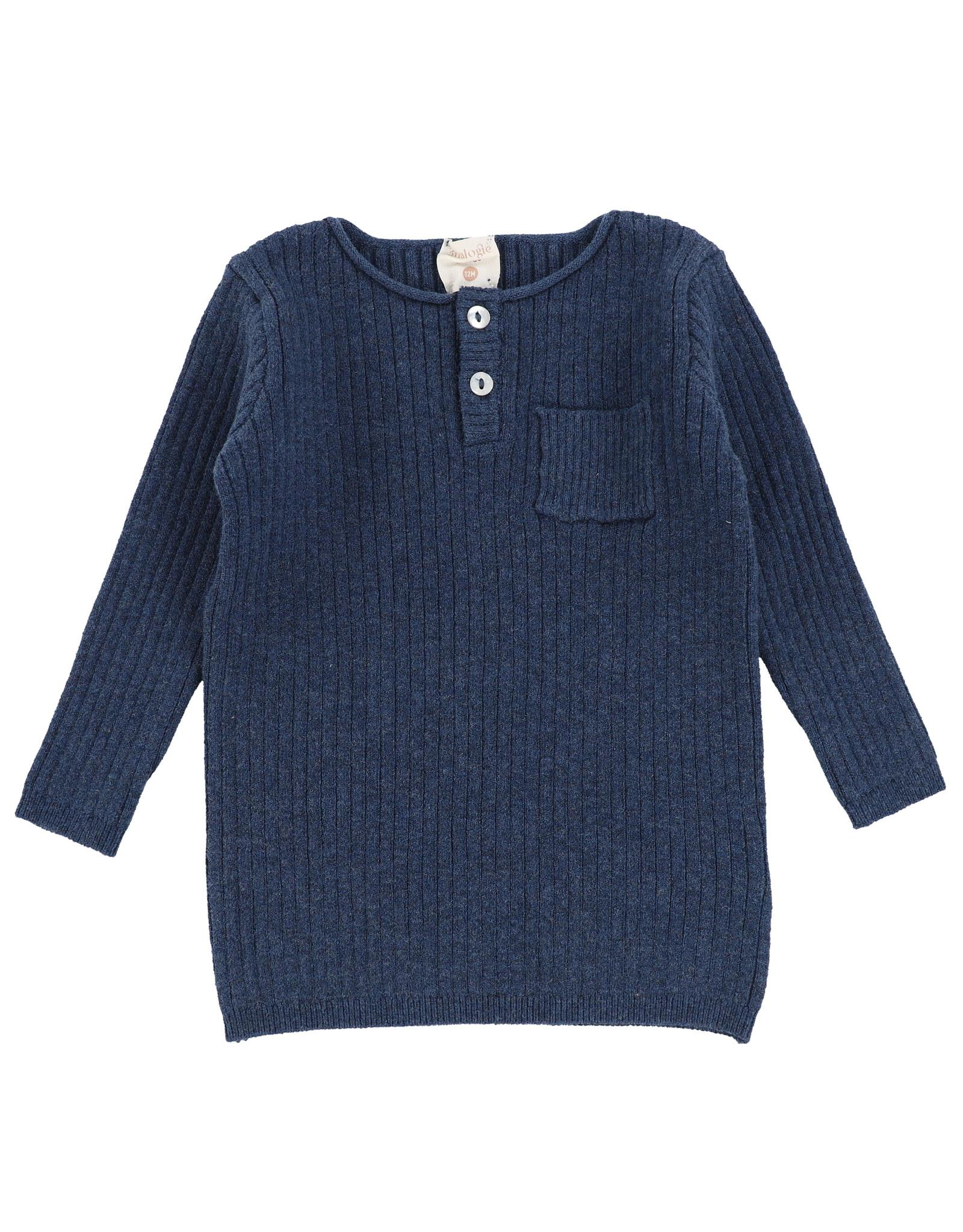 Analogie Analogie Pocket Sweater