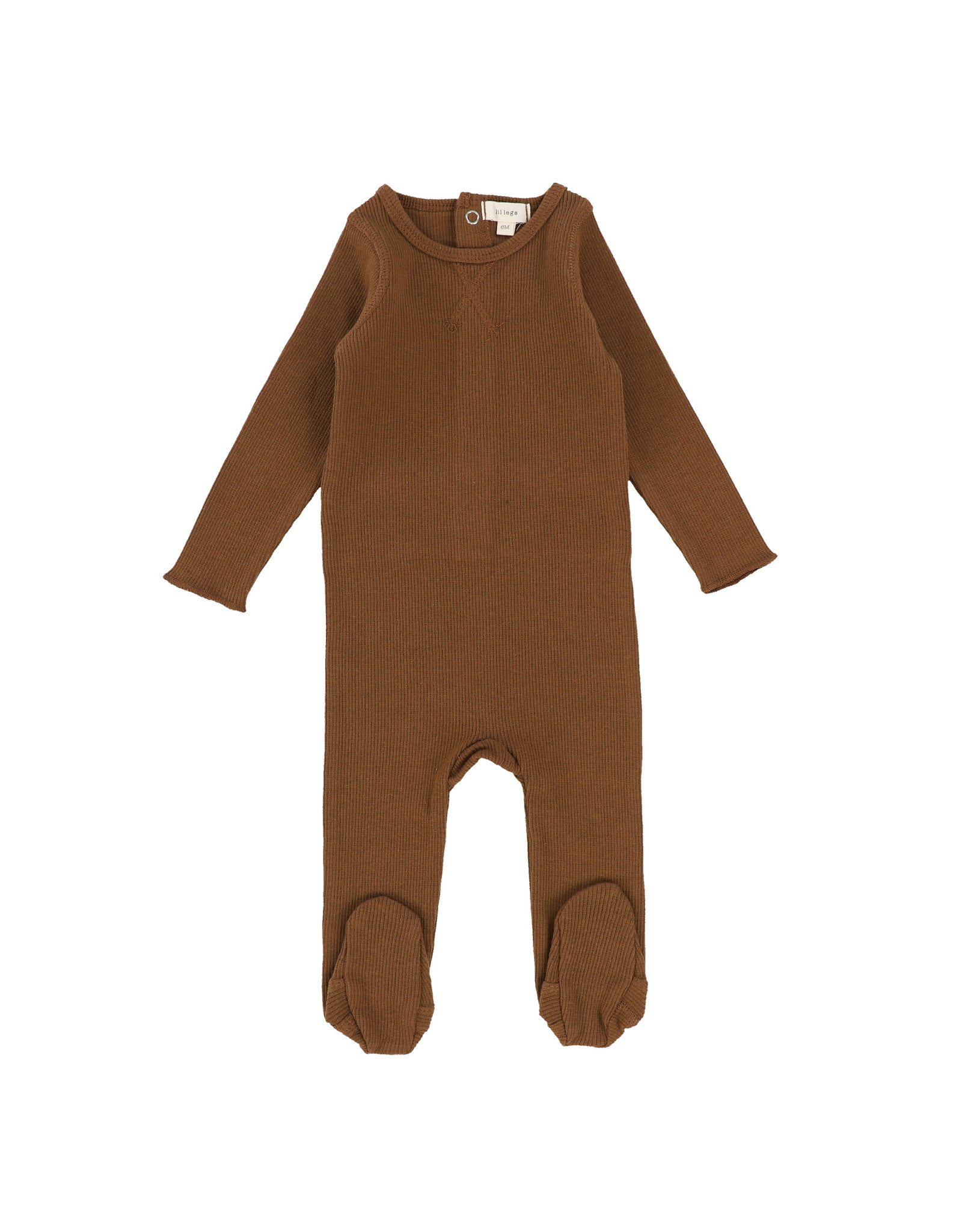 LIL LEGS FW21 Classic Ribbed Footie