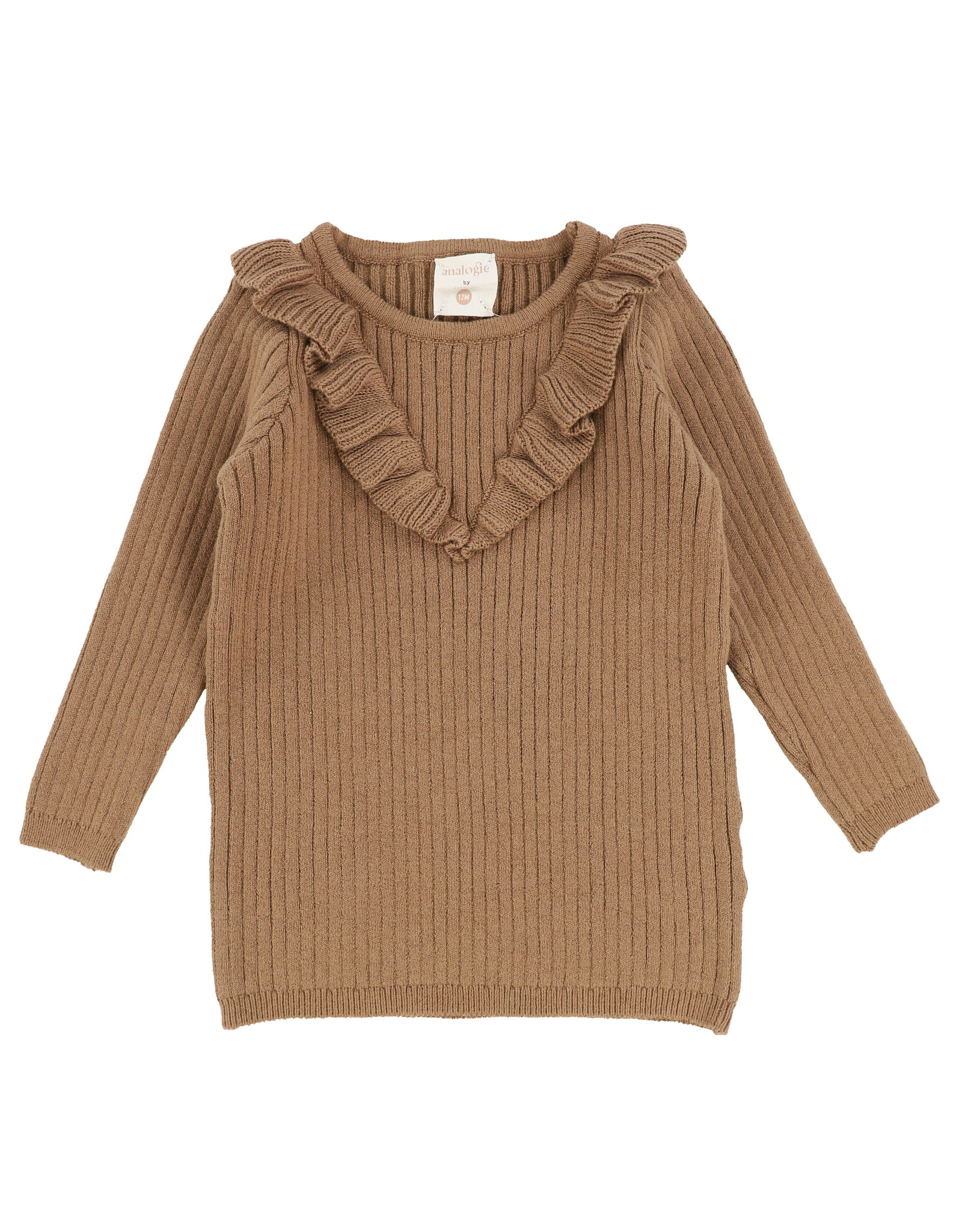 Analogie Analogie Ruffle Sweater