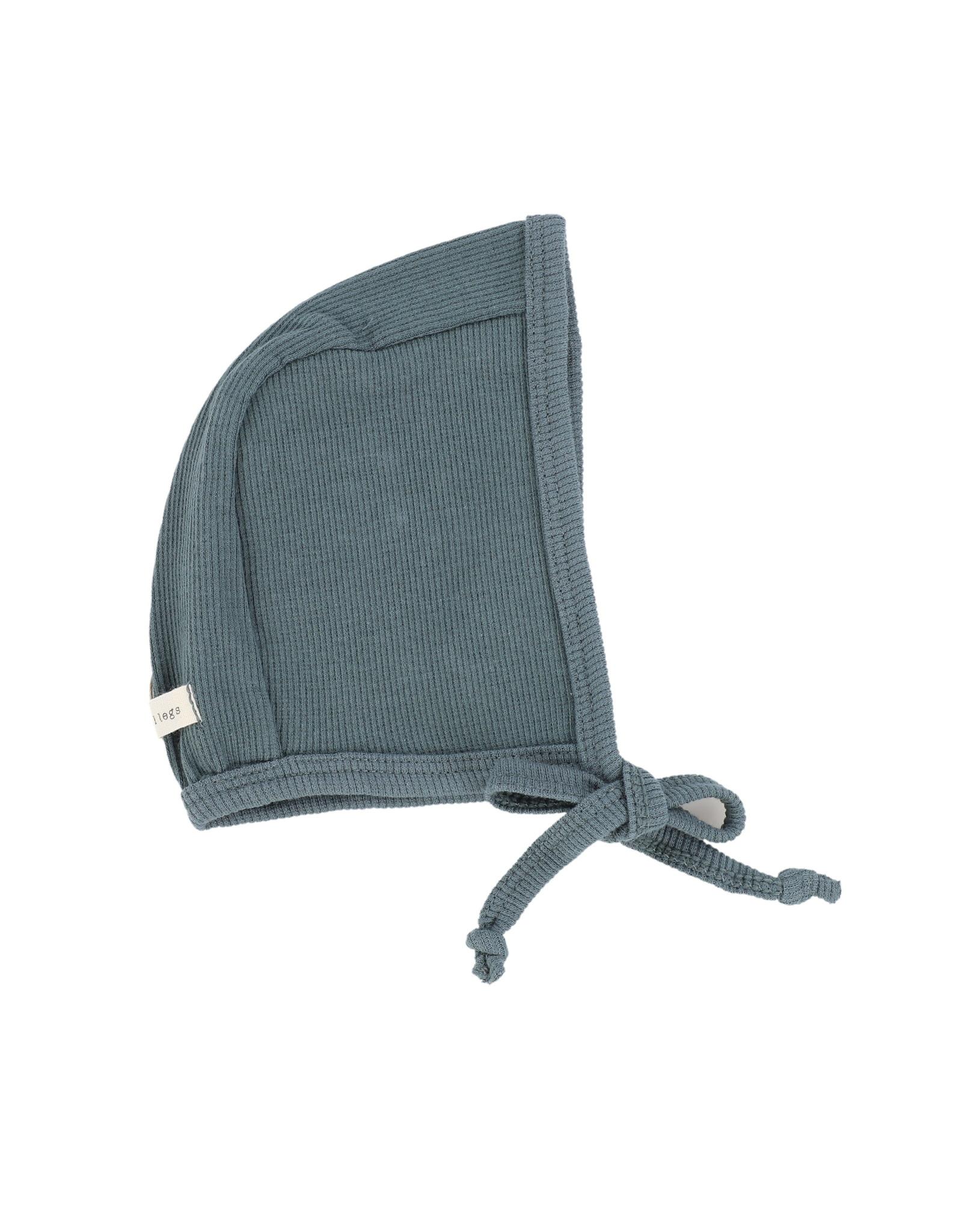 LIL LEGS FW21 Classic Ribbed Bonnet