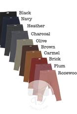 LIL LEGS FW21 Ribbed Leggings Fashion Colors