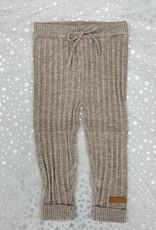 FRAGILE Fragile Cable Rib Knit Leggings