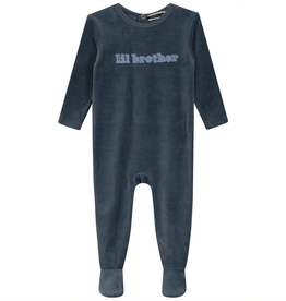 Whipped Cocoa Whipped Cocoa Lil Brother/Lil Sister Footie Pajama
