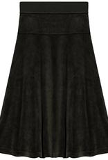 5 Star 5 Star Velour Aline Skirt