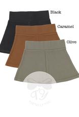 LIL LEGS FW21 Ribbed Skirt