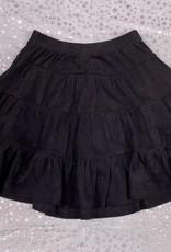 Siccinino Siccinino Ribbed Tiered Skirt