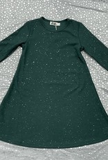 ZigZag ZigZag Ribbed Sparkle Dress