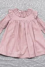Babidu Babidu Checked Dress