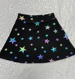 ZigZag ZigZag Metallic Multi Stars Circle Skirt