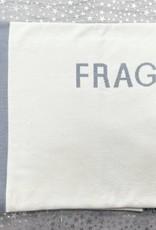 FRAGILE Fragile Colorblock Knit Blanket