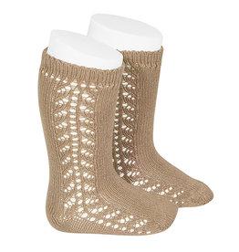 Condor Condor Side Crochet Knee Sock