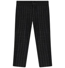 Mocha Noir Mocha Noir Herringbone Skinny Pants