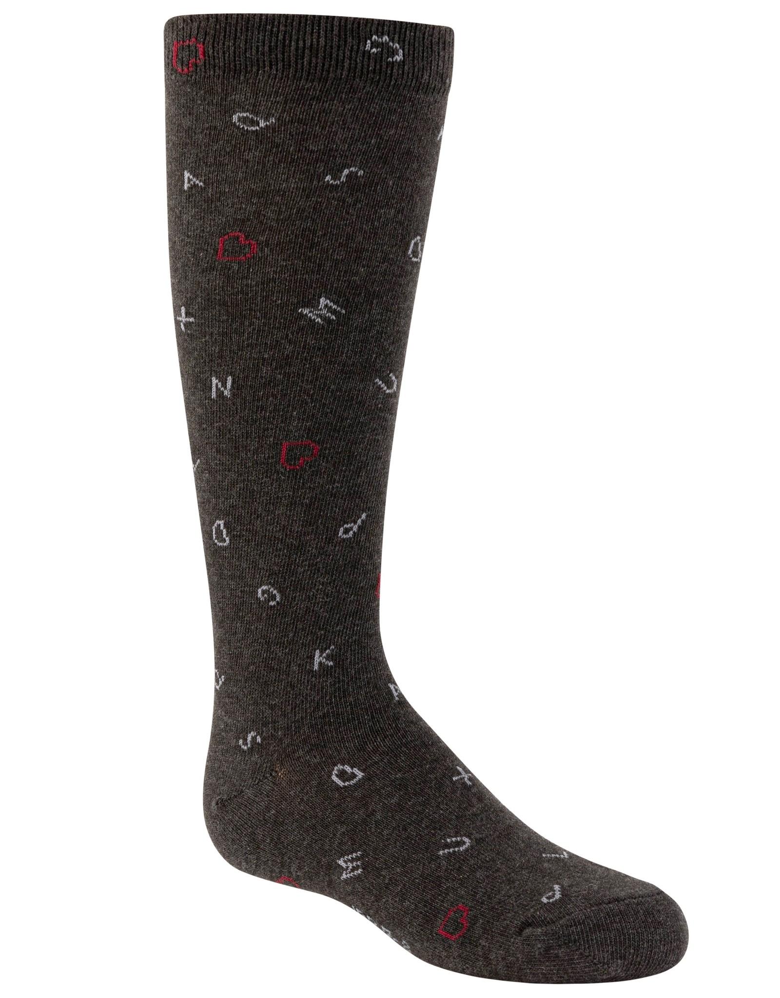 JRP JRP Blackboard Knee Sock