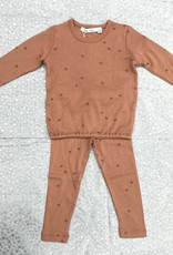 Elle & Boo Elle & Boo Scattered Stars Pajamas