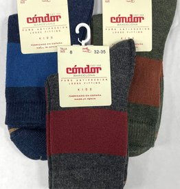 Condor Condor Wide Striped Sock