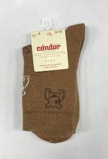 Condor Condor Bulldog Print Sock