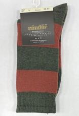Condor Condor Wide Striped Mens Sock