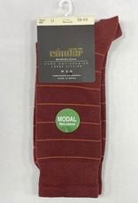 Condor Condor Striped Mens Modal Sock