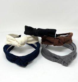 Dacee Dacee Cable Knot Headband