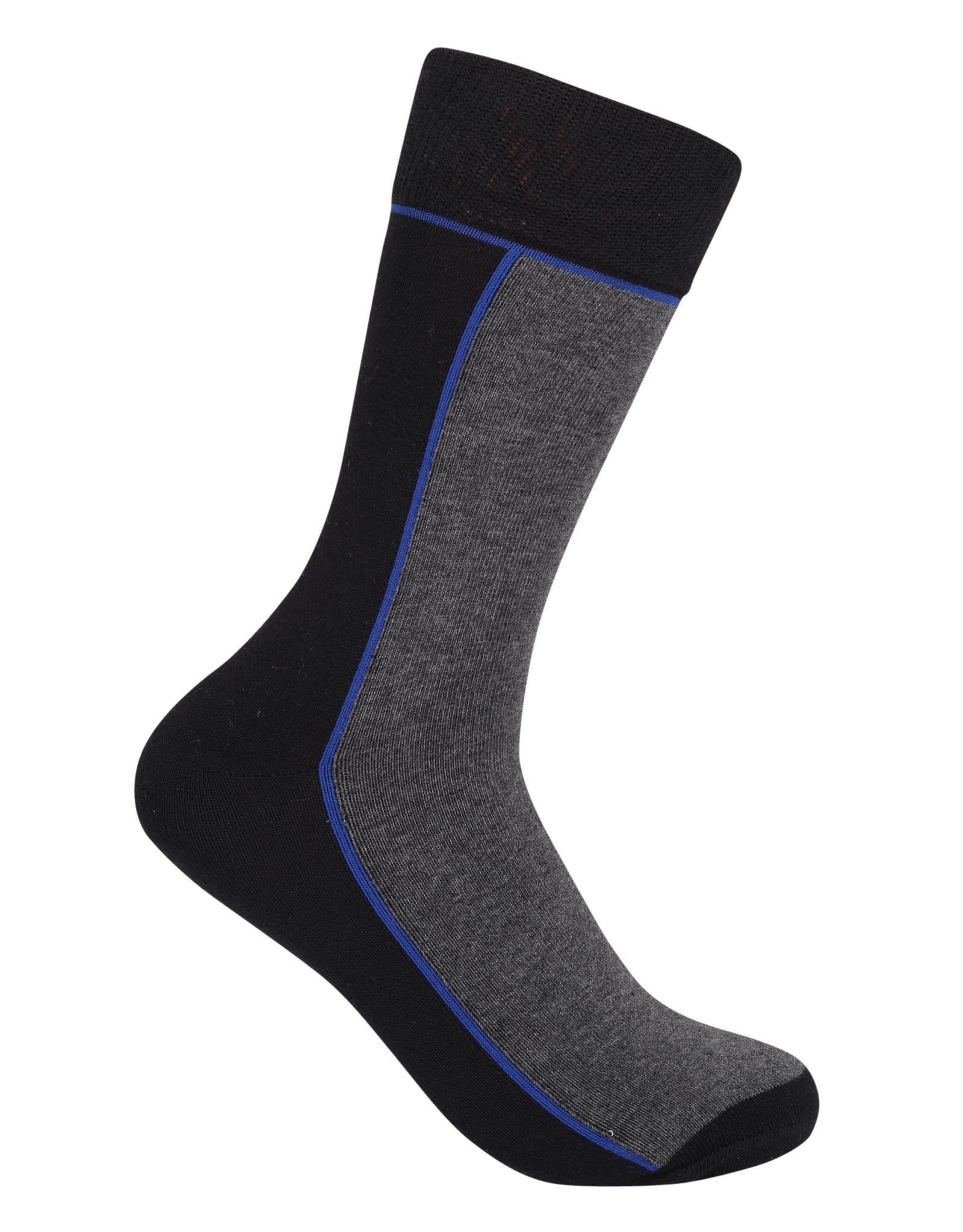 Zubii Zubii Colorblock Mens Sock