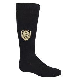 Zubii Zubii Gold Crest Knee Sock