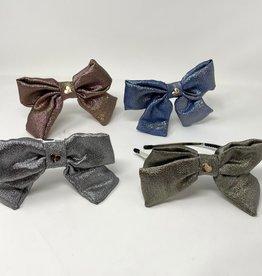 M&M M&M Sparkle Bow Headband