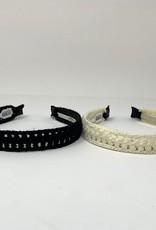 Dacee Dacee Lace Knit Headband