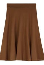 Ginger Ginger Ponte Flare Skirt