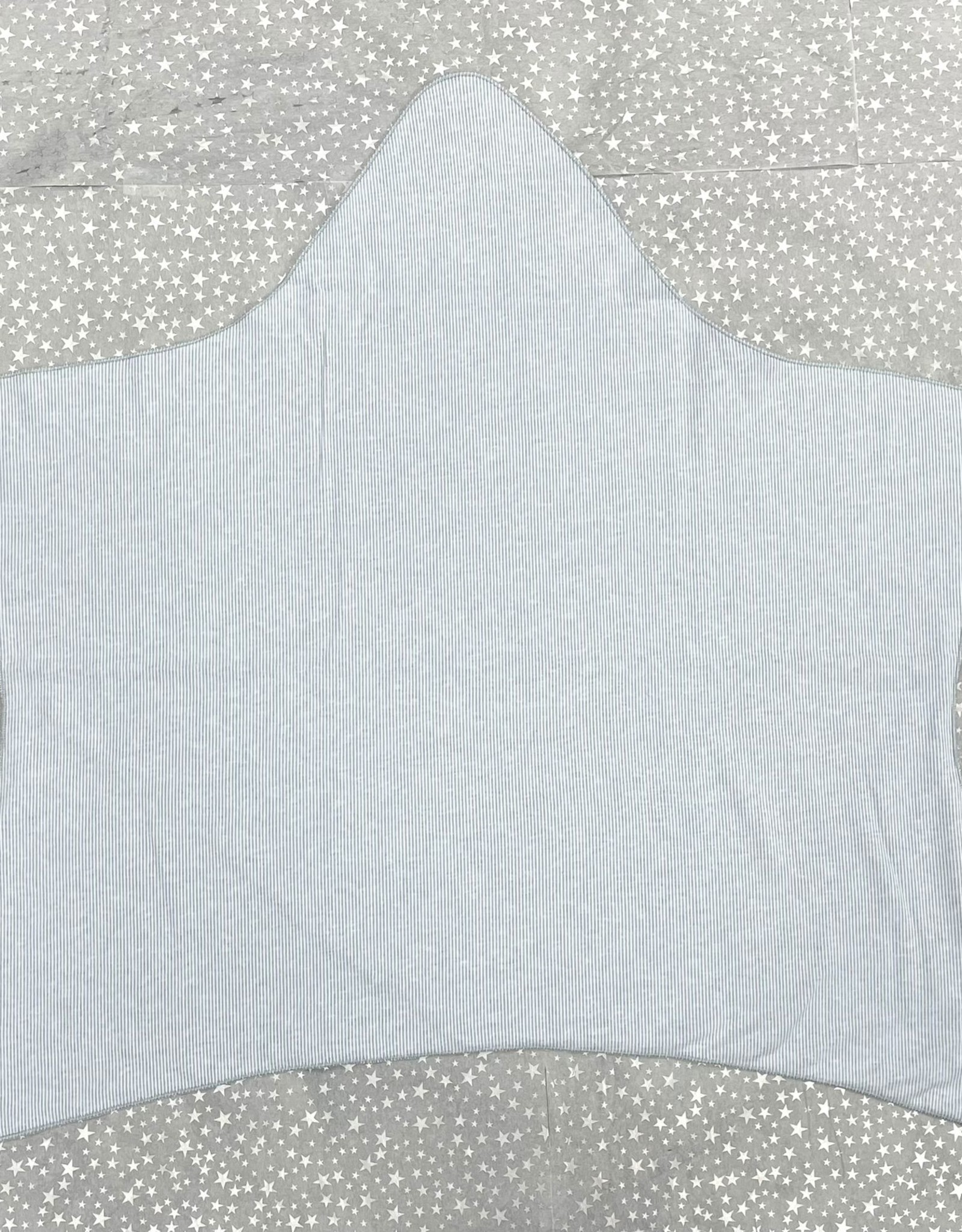 FRAGILE Fragile Thin Ribbed Cotton Star Blanket