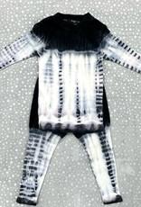 Noggi Noggi Velour Tie Dye Pajama