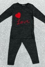 Noggi Noggi Crochet Heart/Star Pajama