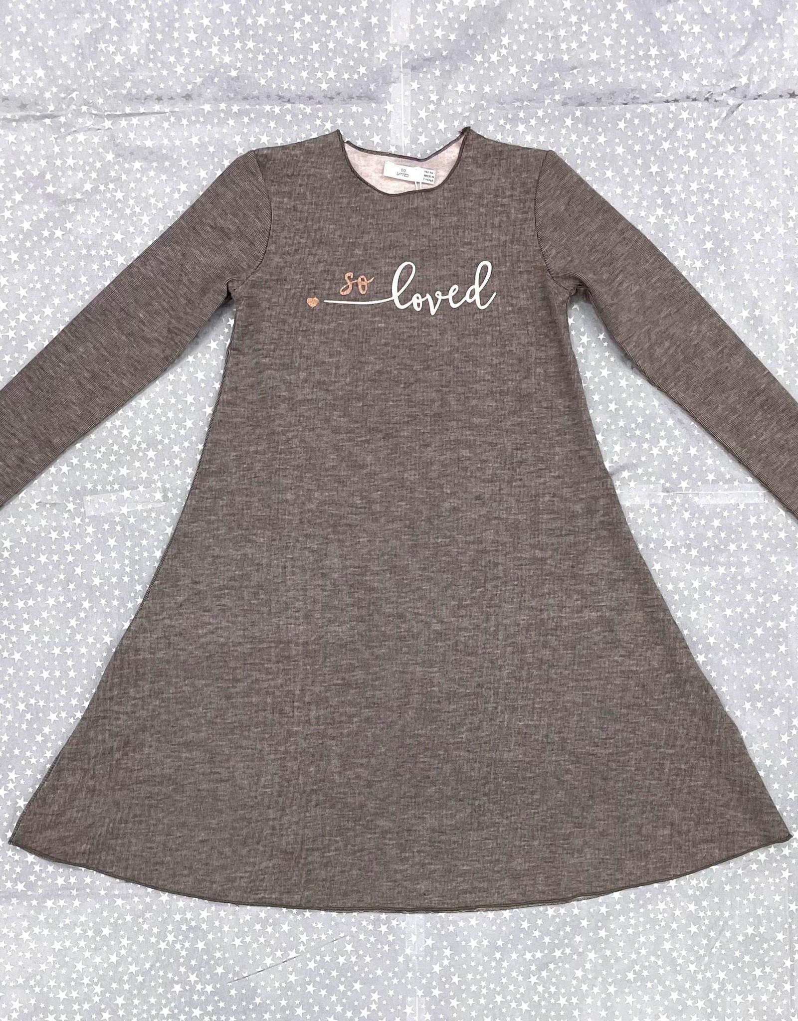 """So Loved So Loved """"So Loved"""" Aline Dress"""