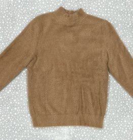 BZZY BZZY Mohair MockNeck Sweater