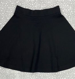 So What So What Ponte Aline Skirt