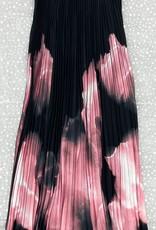 MEE MEE Pleated Maxi Skirt