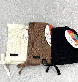 Zubii Zubii Cable Textured Bonnet