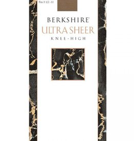 Berkshire Berkshire Ultra Sheer Sandalfoot Knee High