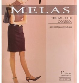 Melas Melas Crystal Sheer Control Top