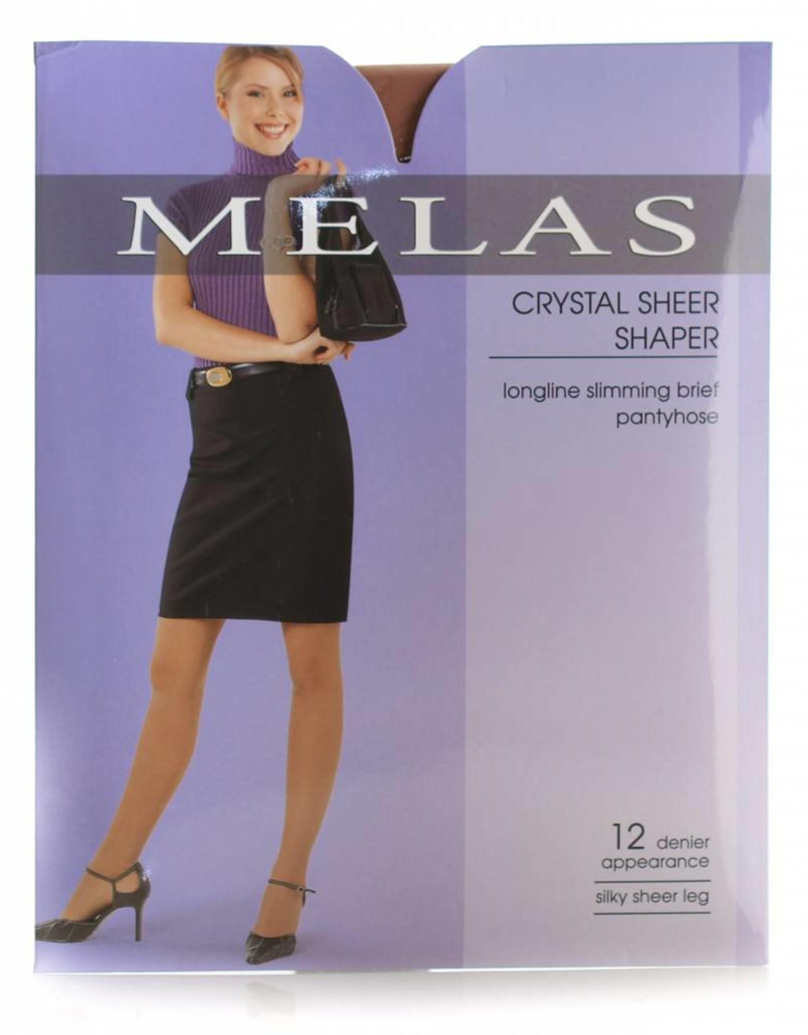 Melas Melas Crystal Sheer Shaper