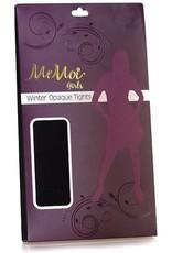 Memoi Memoi Girls Winter Opaque Tights