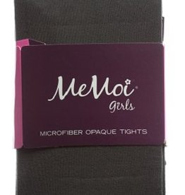 Memoi Memoi Girls Microfiber Opaque 2-Pack